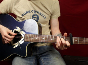 Как играть Bob Dylan — Don't Think Twice It's Alright
