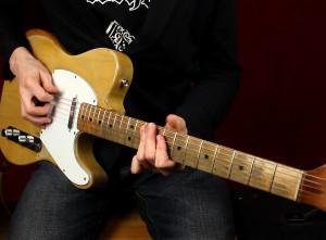 Как играть рок на гитаре ZZ Top — Sharp Dressed Man