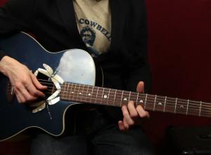 Как играть на гитаре блюз из сериала Сверхъестественное