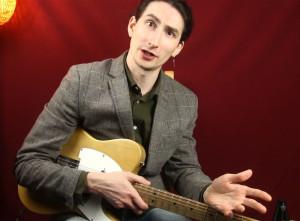 Что играть на Джеме — рок фанк блюз рифф
