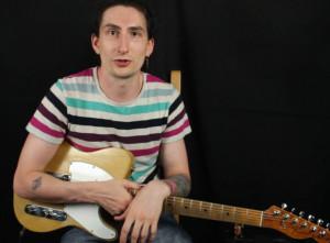 Как играть на гитаре куриное кудахтанье