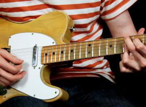Как играть фанк на гитаре