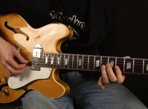 Как играть на гитаре Johnny B. Goode — Chuck Berry