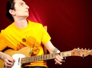 Как играть тему из звездных войн на гитаре