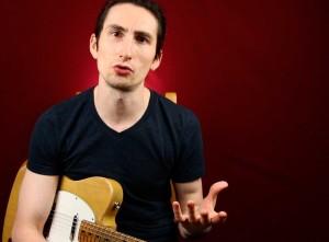 Как играть минорный фанк на гитаре новые идеи