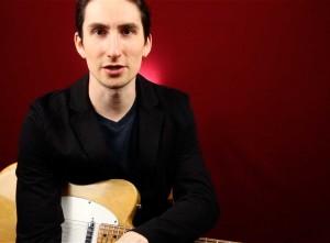 Как играть соло из Something The Beatles на гитаре