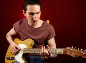 Как играть на гитаре Dire Straits Money For Nothing
