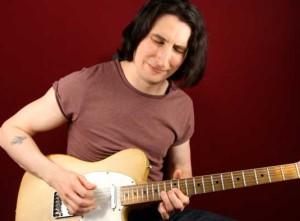 Как играть соло из песни Металлики Enter Sandman