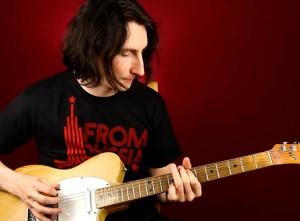 Как играть мощный рок рифф Funk #49