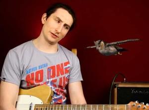Как играть Блюз — Блюзовые Аккорды в открытой позиции — Уроки игры на гитаре Первый Лад
