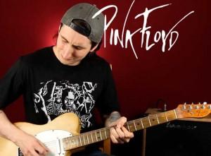 Легендарное второе соло Pink Floyd Comfortably Numb урок 1/2