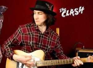 Как играть The Clash Should i Stay or Should i Go на гитаре