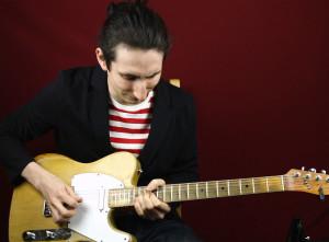 Как играть соло на гитаре 4 бокс пентатоники (2/2)