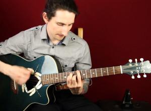 Разнообразим аккорды для гитары