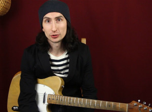 Как играть на гитаре Sex Pistols — Anarchy in the UK