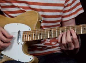 Добавляем тритоны в фанк гитару