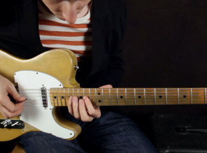 5 позиций пентатоники на гитаре