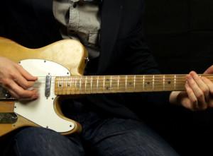 Шаффл Блюз в стиле Pride and joy — Stevie Ray Vaughan
