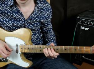 Как играть вибрато (Vibrato) на гитаре