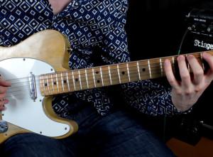 Развиваем пальцы гитариста