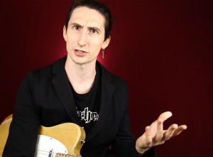 Блюз фанковый рифф на гитаре — Что играть на джеме
