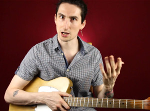 Как играть песню на гитаре Welcome To The Jungle — GNR