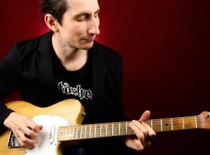 Как играть на гитаре Let It Be соло The Beatles