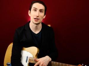 Как играть кантри на гитаре — Рифф в стиле Альберта Ли