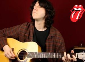 Как играть акустический блюз The Rolling Stones Love in Vain