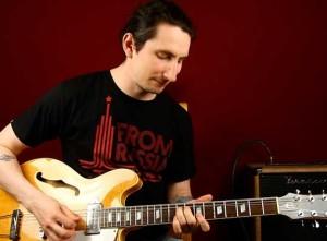 Как играть рок соло в мажоре — Рок импровизация