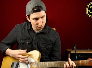 Как играть Nirvana Lithium на гитаре