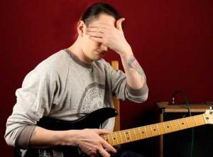 Как играть Джаз Блюз соло аккордами