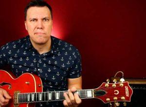 Как играть рок-н-ролл в стиле Чака Берри на гитаре