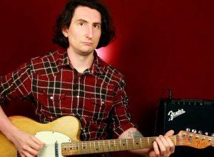 Как играть Nirvana Come As You Are на гитаре