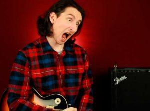Как ПРАВИЛЬНО играть рифф Crazy Train Ozzy Osbourne