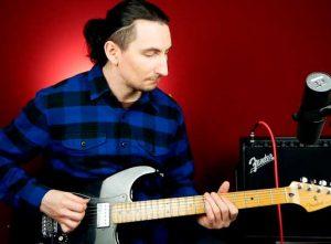 Как играть AC/DC Big Gun на гитаре