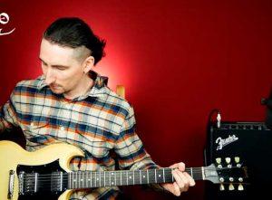 Как играть Led Zeppelin — Black Dog на гитаре